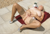 sugarbabe - Outside Getting Ready To Have Some Cock Free Pic 2