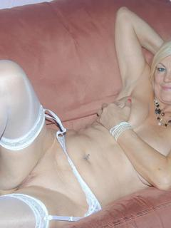 Stockings, Suspenders & Pussy