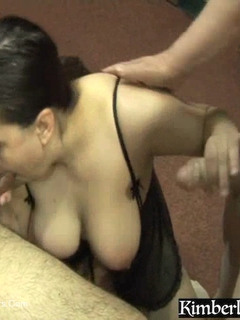 Gang Bang In The Private Club Pt1