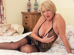 Dirty Doctor - Playing On The Bed Pt1 HD Video
