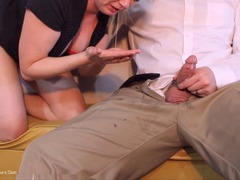DaisyHaze - Cum Dodger Takes Thick Mouthful Pt2 HD Video