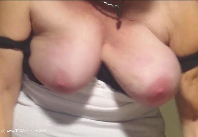Caro - Big Jiggling Granny Tits Pt3 scene 2