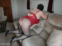 KinkyCarol Black Fishnets Pt2 thumbnail