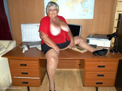 GrandmaLibby - Office Gallery