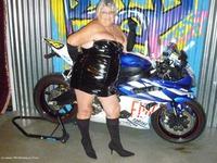 let her drive sex motorbike