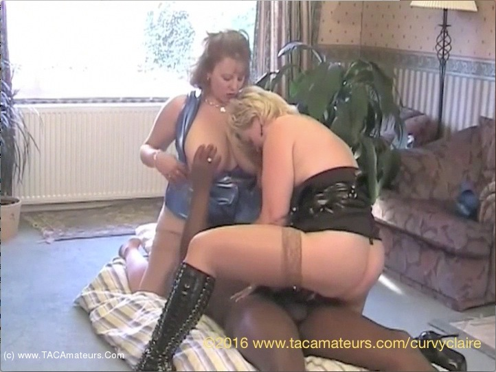 CurvyClaire - Fly On The Wall 3 Some Pt3 scene 0