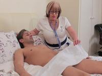 The Naughty Nurse Pt1