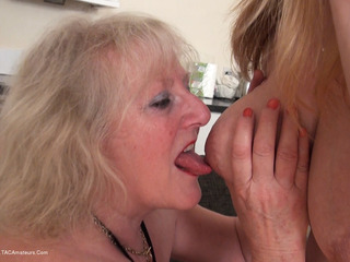 Claire Knight - Fun With Lily May Pt1 HD Video