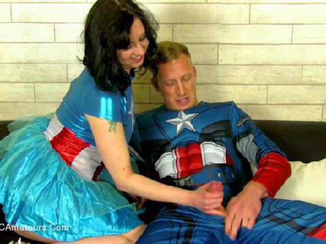 Honesty - Captain America Pt1