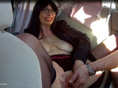 BarbySlut - Barby's Car Park Fun HD Video