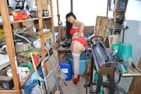 barbyslut - Barby Helps Out At Work Free Pic 1