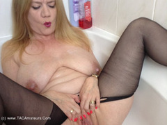 LilyMay - Pissing In The Bathroom Photo Album