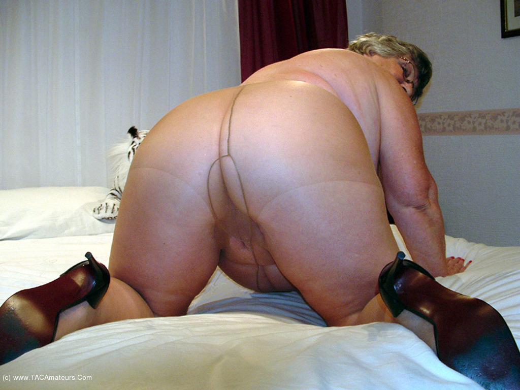 Bbws grannies stockings dirty spread. remarkable