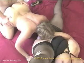 Curvy Claire - Double Dee 3 Some Pt4 HD Video