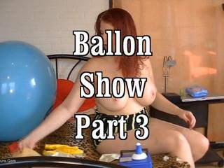 Angel Eyes - Ballon Show Pt3 HD Video