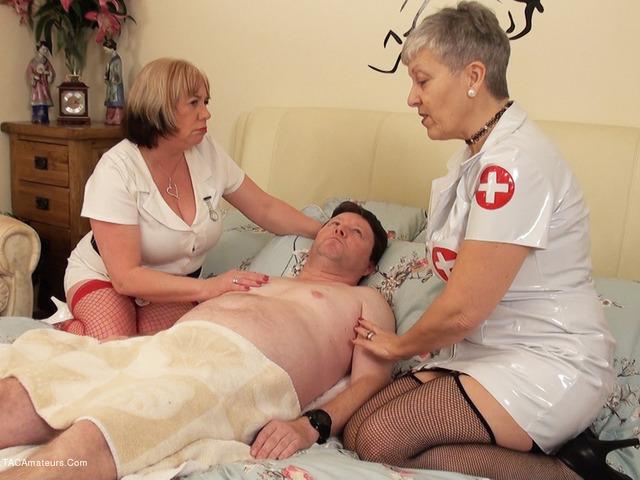 Savana - Two Naughty Nurses Pt1