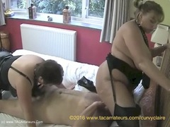 CurvyClaire - Claire & Karols Hard Core 3 Some Pt1 HD Video
