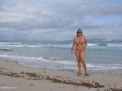 NudeChrissy - Nudist Holiday In Mallorca HD Video