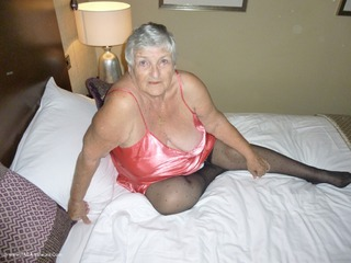 Grandma Libby - Pink Satin Picture Gallery