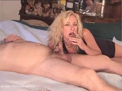 AwesomeAshley - Cigar BJ Fuck Pt2 Video