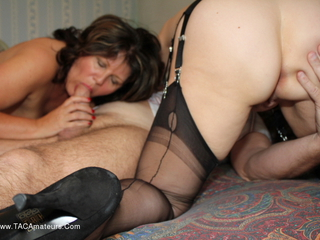 Sandy & Sugar Babe's 3 Some P