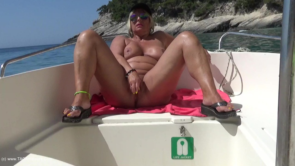 Nude Chrissy - Zakynthos 2016 Dildo Play Video-9617