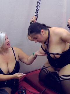 Riding The Sybian