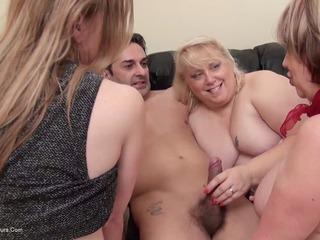 Lexie Cummings - Three Girls  The Detective Pt5 HD Video