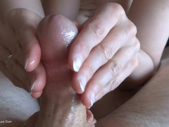 HotMilf - Hand Job & Hot Cum HD Video