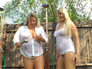 Big Tits Wet Look