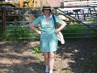 Barby In School Uniform