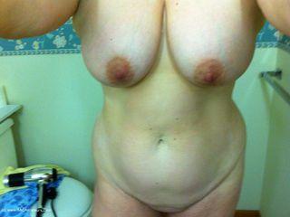 Busty & Sudzy Shower