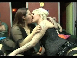Kim & Mandy Gangbang Part