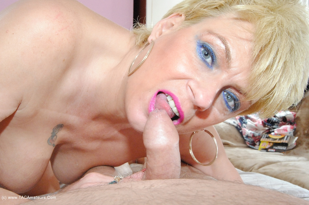 Business. Cock sample sucker come