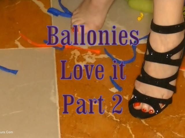 AngelEyes - Balloonies Love It Pt2