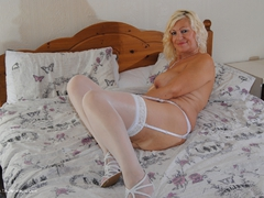 PlatinumBlonde - Light Blue Lingerie Pt2 Gallery