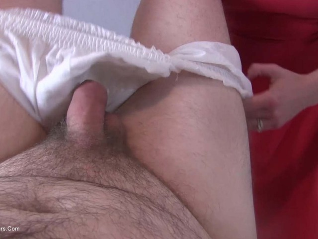 DaisyHaze - Mumma Feeds  Strokes Her Nappy Boy Pt1