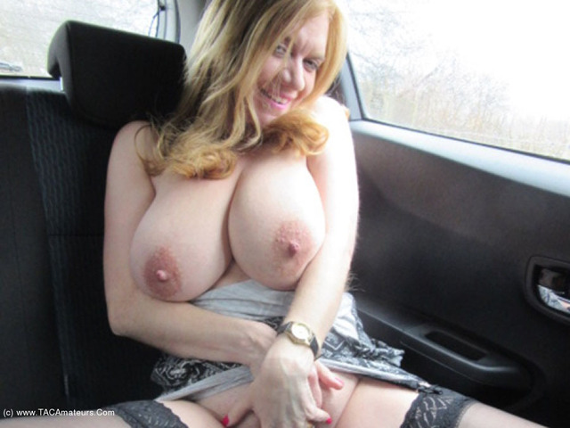 LilyMay - Lily In The Back Seat