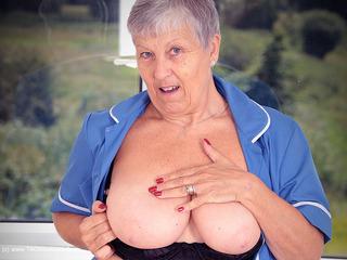 Blue Nurse
