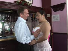 KimberlyScott - The Stag Party Stripper Pt1 HD Video