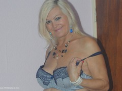 PlatinumBlonde - Lingerie Strip Gallery