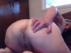 CougarBabeJolee - Suck My Arsehole HD Video