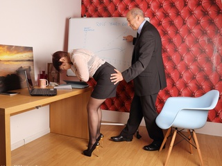 Secretary & Boss