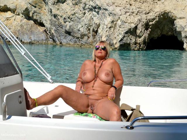 Zackynthos Nude Boat Trip