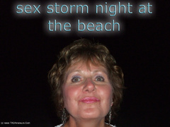 BustyBliss - Night At The Beach Pt2 Gallery