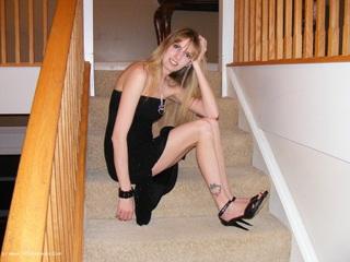 Long Black Dress Pt1