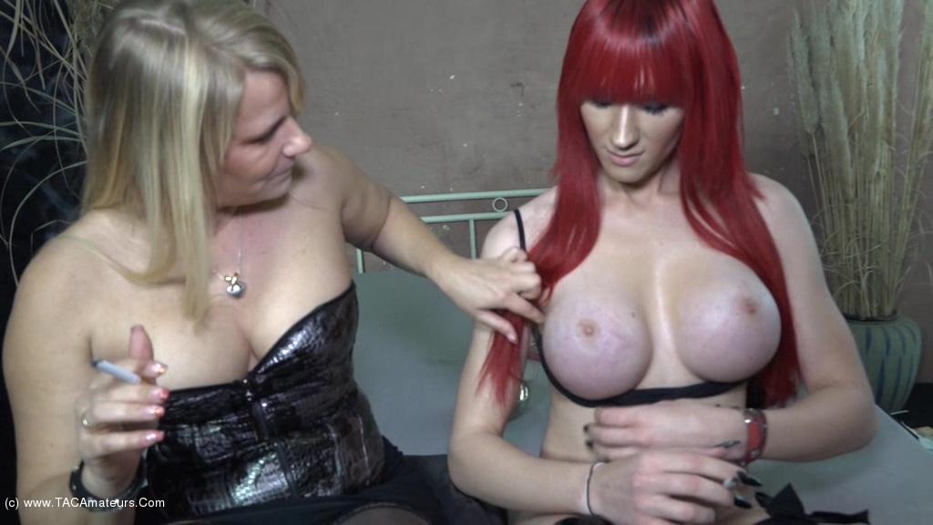 Amateur girl talks dirty during sybian riding webcam show 9