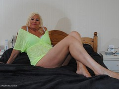 PlatinumBlonde - Green T-Shirt Strip Pt1 Gallery