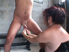 MaryBitch - Balls & Cock Torture Pt1 HD Video