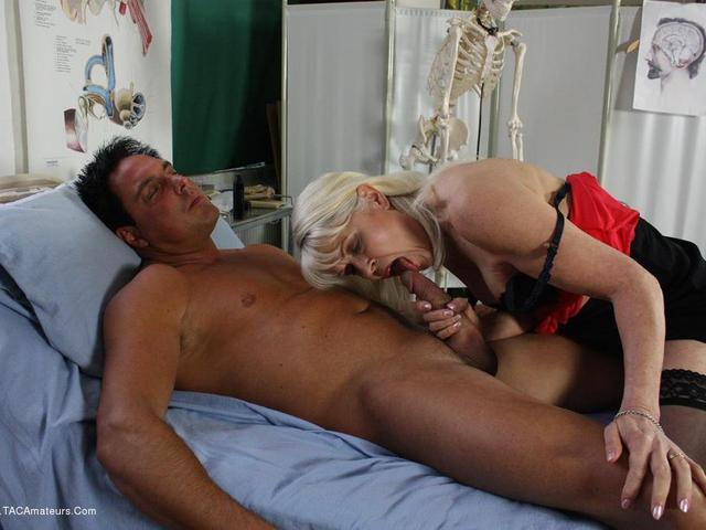 LadySextasy - The Naughty Consultant